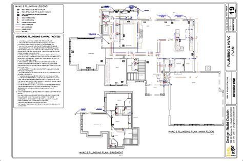 plumbing blueprints pictures drawing checklist designbuildduluth