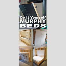 So Bauen Sie Ihr Eigenes Murphybett  Diy Selber Bauen