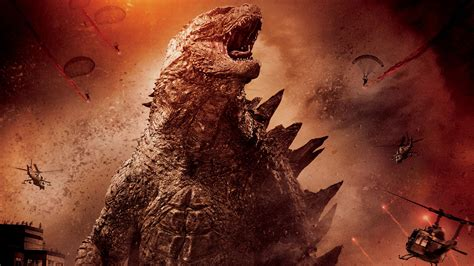 Godzilla 2019 Movie King Of The Monsters News
