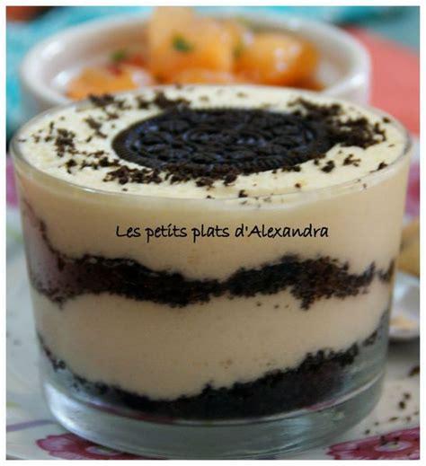 dessert avec biscuit oreo 28 images cheesecake aux oreos gawelle kitchen verrines black