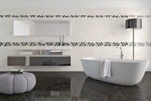 moderne badezimmer schwarz weiss 42 moderne fliesen für das bad und den wohnbereich