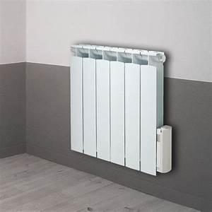 Radiateur Electrique Castorama : radiateur a inertie ~ Edinachiropracticcenter.com Idées de Décoration