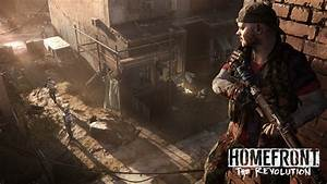 Homefront: The Revolution Wallpapers in Ultra HD