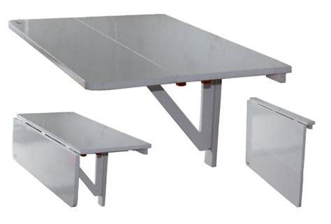 table rabattable cuisine table de bar rabattable