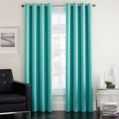 25 best ideas about aqua curtains on teal