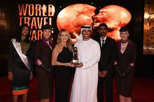 Etihad Airways wins 'World's Leading Airline' award for ...