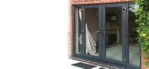 White Upvc French Doors