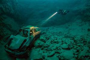 These 16 STUNNING images show what lies beneath the deep ...