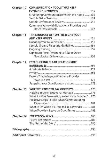 table of contents sle lisa a lieberman msw table of contents 3