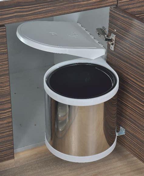 kitchen bin sink casa auto lid waste bin ss for bottom sinks 5122