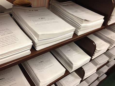 bills bills bills pic   week  custodia legis