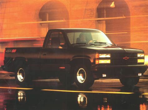 454 Ss Truck Wallpaper by 95 Chevy Truck 1992 Wallpapers On Wallpapersafari