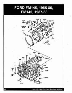 Ford  Mitsubishi Fm145