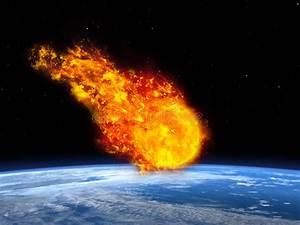 Meteor, Asteroid, Fireball, Apocalypse , Earth Stock Photo ...