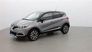 Renault Captur 2017 Prix : renault captur 1 5 dci 110 cv energy intens gris cassiop e ~ Gottalentnigeria.com Avis de Voitures