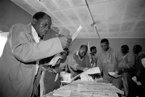 Turning Point Elections In South Africa 1910 2009