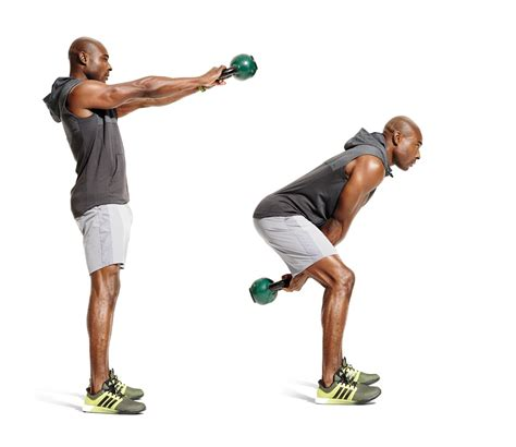 Kettle Swing Exercise by Kettlebells For Beginners What Why And How To Get