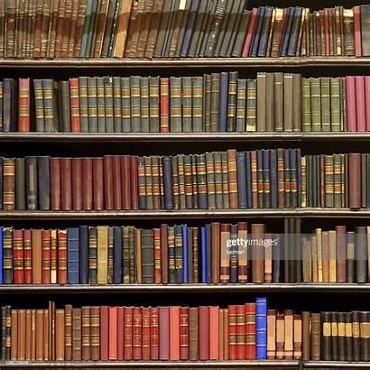 Library Shelf Books Bookshelf Photograph Luoman Getty