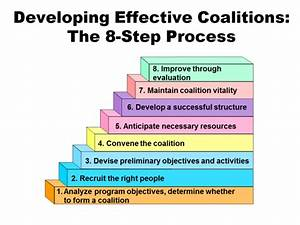 Developing Effective Coalitions: An Eight Step Guide ...