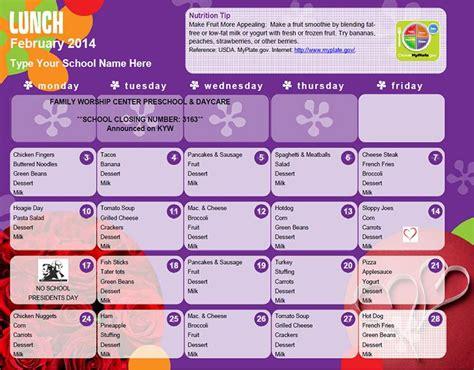 daycare lunch menu preschool lunch menu lansdale day 392 | b83511dcfb7401a64ad2c0123c0a4b9e