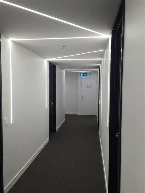 Mit Beleuchtung by Der Flur 2 Etage Coole Beleuchtung Bilder Lobby