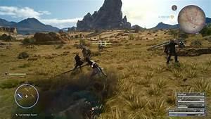 Final Fantasy XV Gets First Two Xbox One X 4K Screenshots