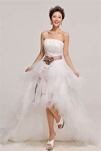short wedding dress with train cocktail dresses 2016 With short wedding dresses with train