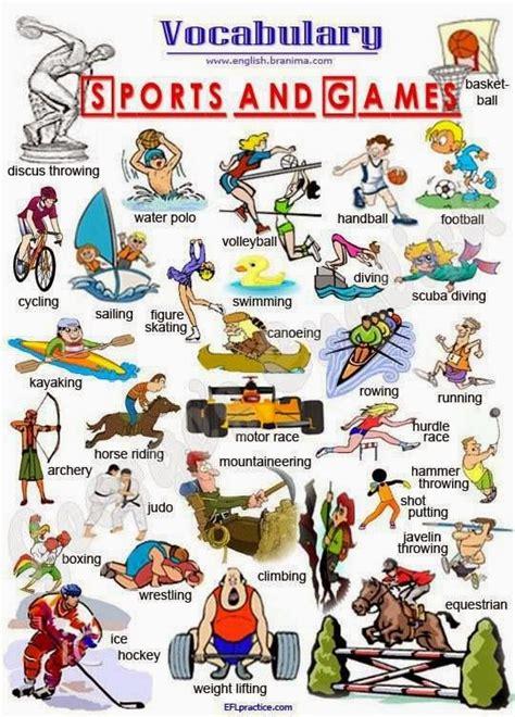 click  sports verbs    play