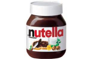 image de pot de nutella trop gras le nutella