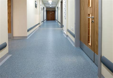 Polyflor Corona   Blackbird from Safety Flooring UK