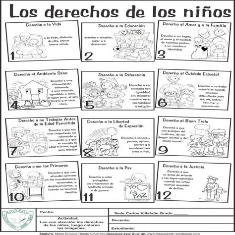 Los Diez Mandamientos Para Ninos Dibujos Para Imprimir