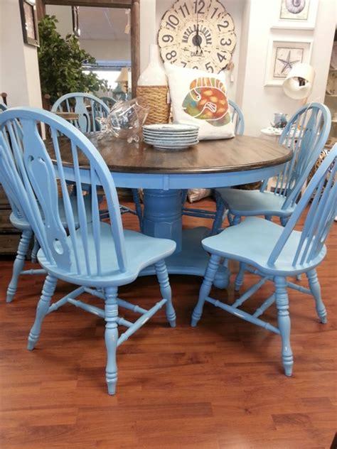 inspirational kitchen table paint ideas