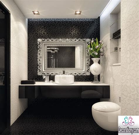 black and white bathroom ideas pictures 55 modern bathroom design trends 2017 bathroom