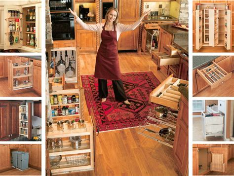 Rev A Shelf Kitchen Cabinet & Bathroom Vanity Accessories