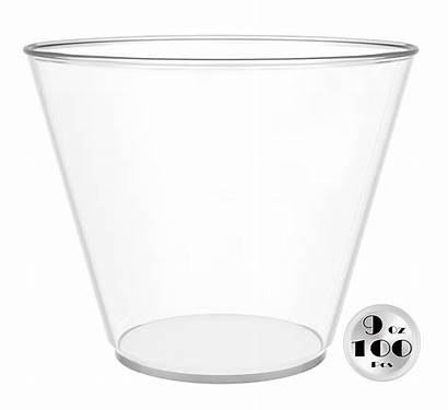 Plastic Hard Cups Clear Cup Oz Prime