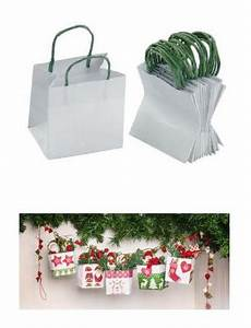 Sac En Papier Deco : noel fabriquer un sac d 39 emballage de cadeau original ~ Teatrodelosmanantiales.com Idées de Décoration