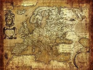 Alte Weltkarte Poster : europa 1600 poster von michael artefacti ~ Markanthonyermac.com Haus und Dekorationen