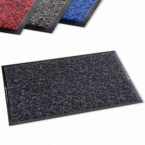 tapis d39entree anti poussiere mitrium plus super grattant With tapis d entrée absorbant