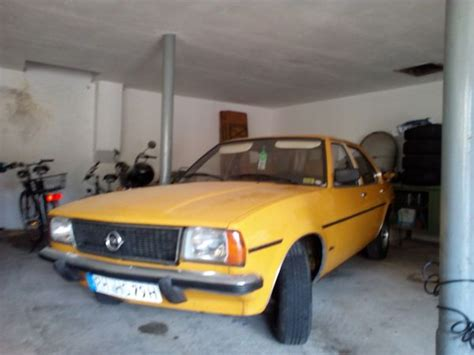 opel ascona b kaufen youngtimer opel ascona b in rohr oldtimer youngtimer