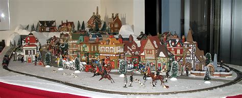 dickens christmas villages happy holidays