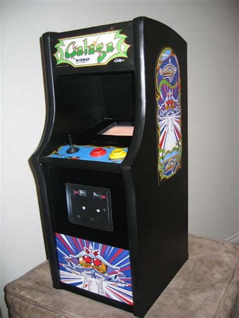 Galaga Arcade Machine by Gallaga Arcade Images Frompo 1