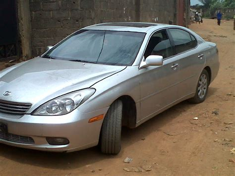 lexus coupe 2003 a tokunbo toyota lexus es 330 car for sale 2003 model