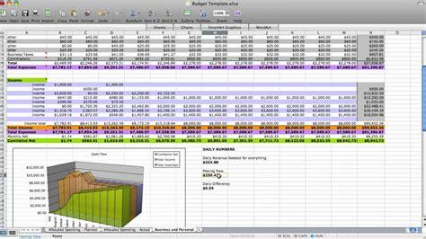 based budget spreadsheet  business budget youtube