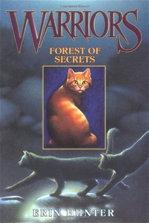 forest  secrets warriors   erin hunter