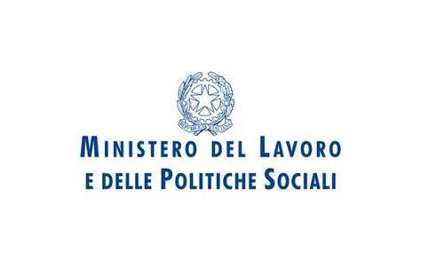 Ufficio Politiche Sociali by Ministero Lavoro E Delle Politiche Sociali Movimento