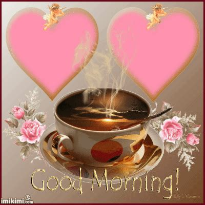 Good morning gift good morning winter good morning christmas good morning sunday images good morning god quotes good morning picture good morning everyone christmas coffee morning pictures. Pink Heart Good Morning Coffee Gif Pictures, Photos, and Images for Facebook, Tumblr, Pinterest ...