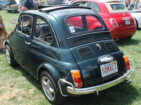 Second Fiat by The Second Generation Fiat 500