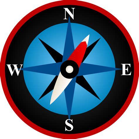Compass Clip Best Compass Clip 9166 Clipartion