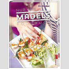 Dr Oetker Nur Für Mädels  Kochbuch Buch Portofrei