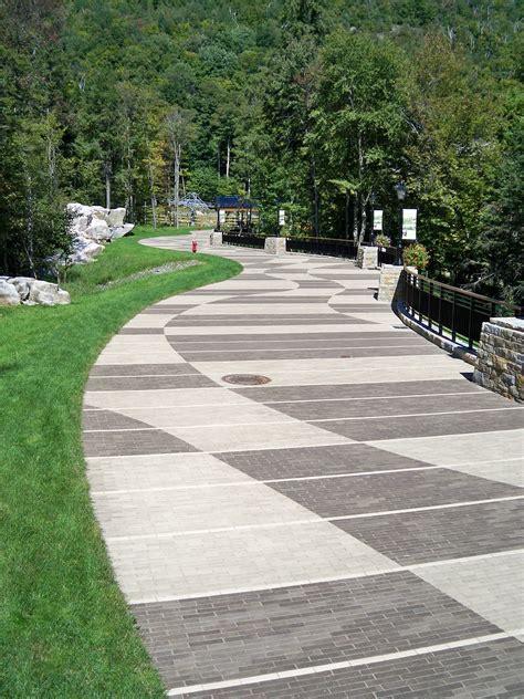 pavement landscape design ruel et frre eastern canada s biggest bricks stones center